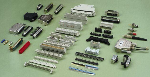 Konektory pro desky plošných spojů