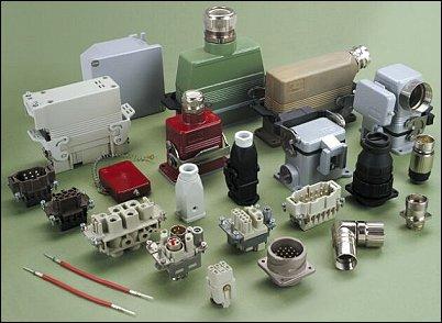 Průmyslové konektory